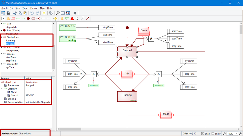 Models and editor functionality is updated automatically to follow metamodel changes