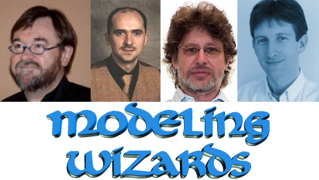 A few Modeling Wizards