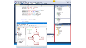 MetaEdit+ integrates with Visual Studio