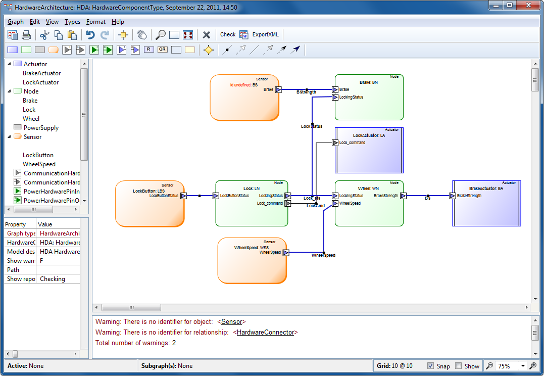 4 1 8 Diagram Editor Live Check Pane
